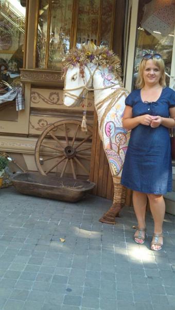 Світлана Микула, Ивано-Франковск, Украина
