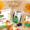 ТМ «Сибирские просторы»: фруктовые чипсы и снэки