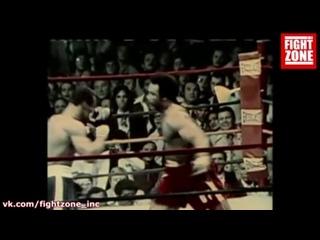 Джэк Слэк. Техника (6): Обрезание углов в ринге Джорджа Формана (перевод )
