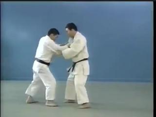 Ju Jutsu.Традиционное Кодокан Дзюдо.Нагэ вадза.Ко учи гаеши.