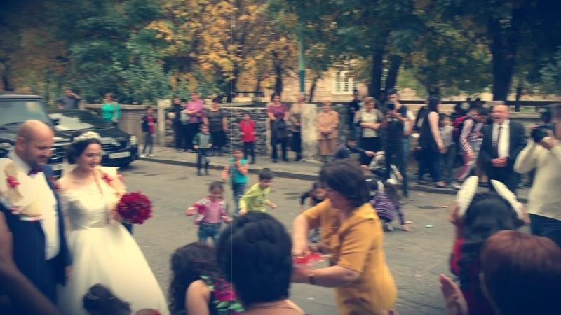 Большая армянская свадьба или невеста с севера