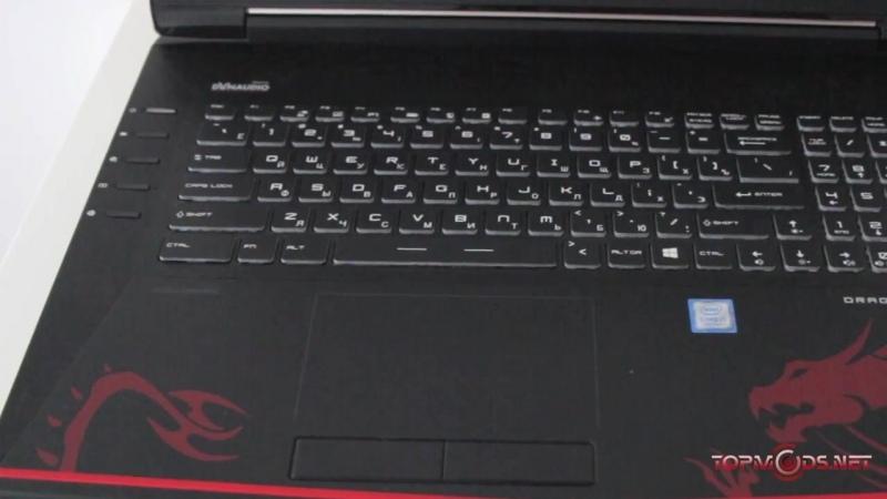 Обзор ноутбука MSI GT72VR 7RE DOMINATOR PRO DRAGON