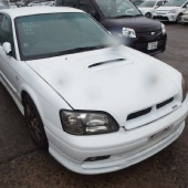 Распил Subaru Legacy B4 be5