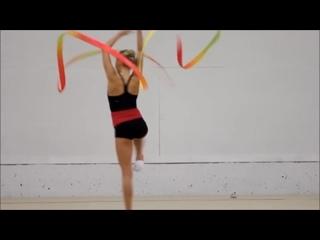 Удивительная гимнастика Тренеровки