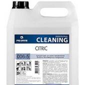 006 CITRIC (Цитрик). Моющий концентрат для восстановления блеска полимерных покрытий.