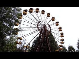 Польские туристы запустили знаменитое колесо обозрения в Припяти