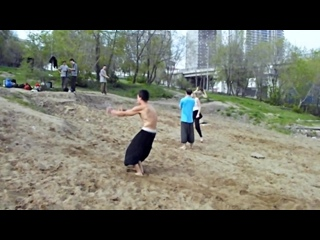 AlexandeR RusinoV - My Life 2013 - I cant STOP - Best Extreme Parkour and Freerunning 2014