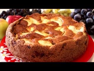 Особенный яблочный пирог.