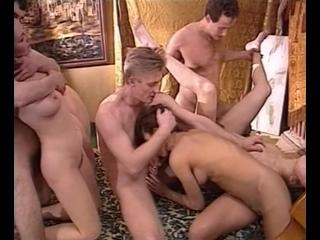 Московские Попки (И. Демидов, SP Company) [2002 г., All Sex,Russian Girls, DVDRip]