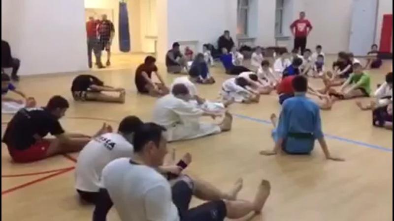 Видео от Рамиза Гогаева