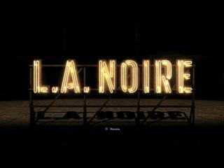 6 (PS4) Нуар,от Рокстар. Атмосфера 50х,суровые детективы и роковые женщины - L.A. Noire