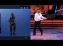 Танец из сериала «Принц из Беверли-Хиллз» в Fortnite.