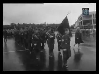 """Солдатская строевая песня """"В путь !"""".    Марш пехоты."""