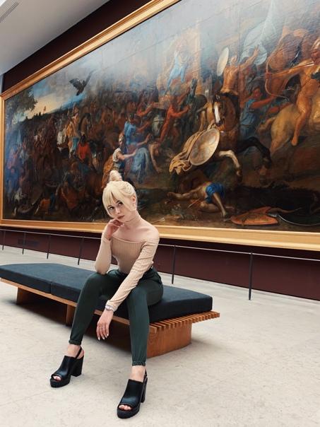 Валерия Борисова, Москва, Россия