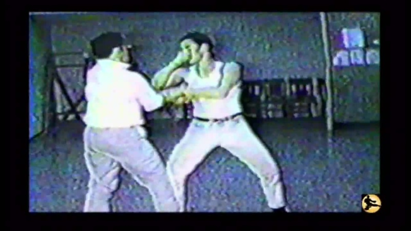 Bruce Lee Taky Kimura Practic and Sparring Wing Chun