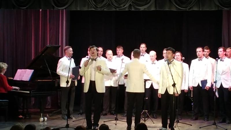 Т Хренников Московские окна Солисты Г Голицын и И Тараканов