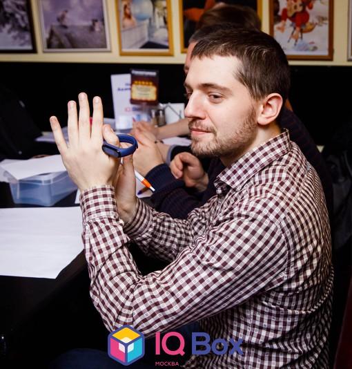 «IQ Box Москва - Игра №56 - 03/03/20» фото номер 39