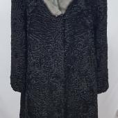 Пальто, каракуль - С077015РБ