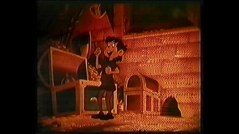 Джек в стране чудес Jack to Mame no Ki ジャックと豆の木 1974 Япония
