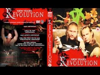 มวยปล้ำพากย์ไทย WWE New Years Revolution 2007 Part 2 ครับ พี่น้อง เครดิตไฟล์ กลุ่มมวยปล้ำพากย์ไทย