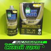 MOLYGREEN PREMIUM BLACK 5W-30