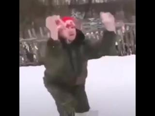 Концовка огонь)