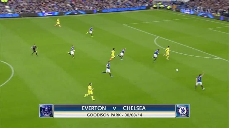 9 goals at Goodison Лицо   vk.comblues_news