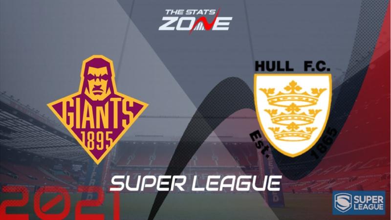 Английская Суперлига Huddersfield Hull FC 22 07 2021