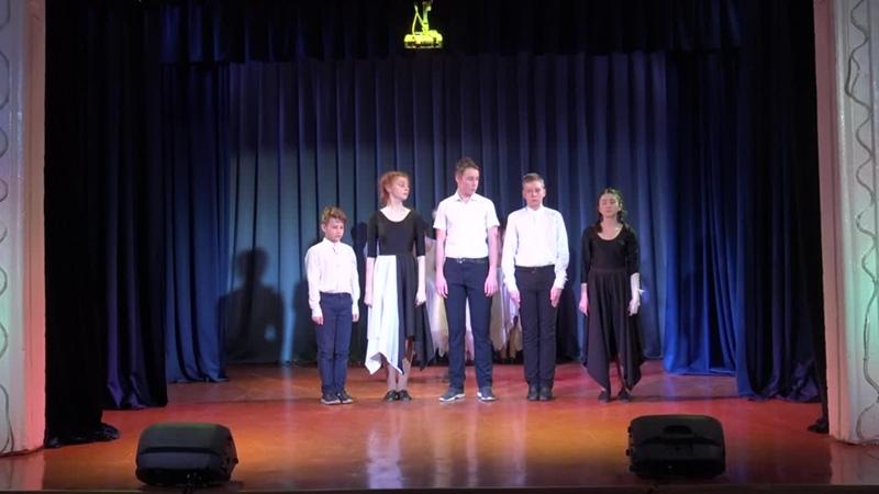 Молодежный театр студия Парадокс младшая группа