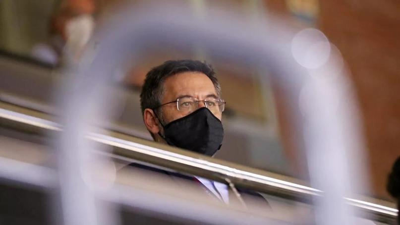 ❗️ Экс-президент «Барселоны» Жозеп Бартомеу арестован в собственном доме по делу о коррупции