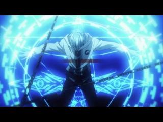 Strike the Blood IV OVA-4 / Удар Крови IV ОВА-4 - 4 серия [Озвучка: Sergei Vasya & Nika Lenina (AniDub)]