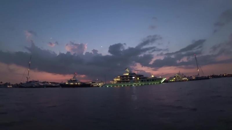 Яхта за 10 000 долларов Обзор яхты Майами США