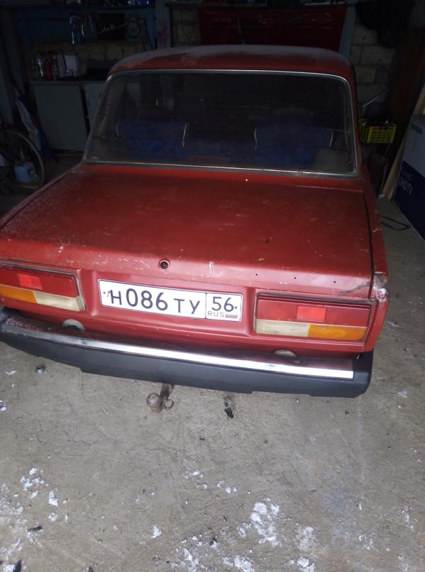 Купить ваз 2107 инжектор Год 2007 Без гнили   Объявления Орска и Новотроицка №13530