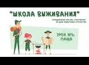 Праздничная программа Школа выживания - Урок №3 Пища