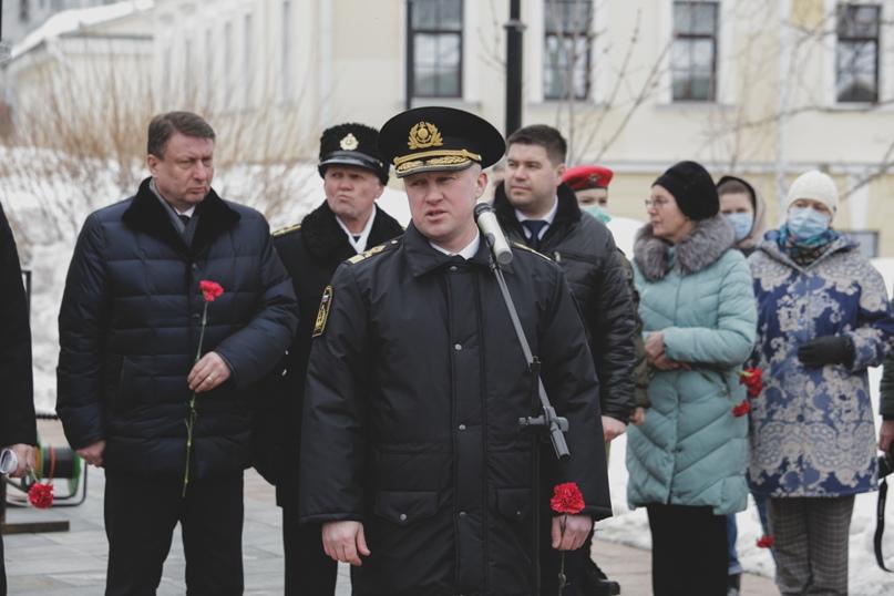 В Нижнем Новгороде отметили День моряка-подводника, изображение №7