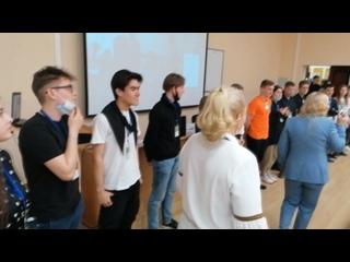 21 апреля 2021 год Форсайт-сессия в УрГЭУ