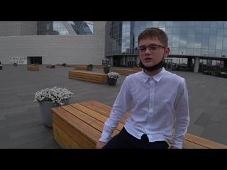 Школьники Екатеринбурга рассказывают о Борисе Ельцине