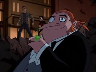 Бэтмен (2004-2008) Сезон 5 Серия 7