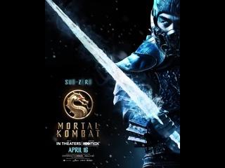 Joe Taslim is Sub-Zero. #MortalKombatMovie  trailer Thursday.