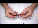 Как правильно насадить резину на двойник. Три способа