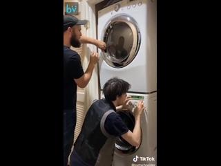 Самое время послушать богемскую рапсодию на стиральных машинках.