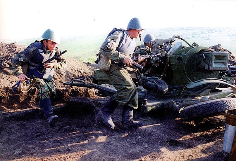 НА БЕЗЫМЯННОЙ ВЫСОТЕ. Дагестан, 1999 год.