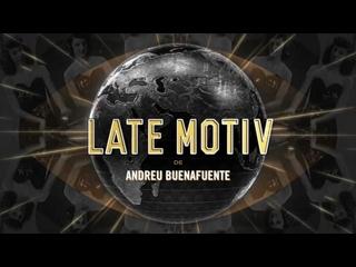 LATE MOTIV - Berto Romero. Picor de huevos_ consultorio mudo y el gran reto _ _Latemotiv153(720P_HD)