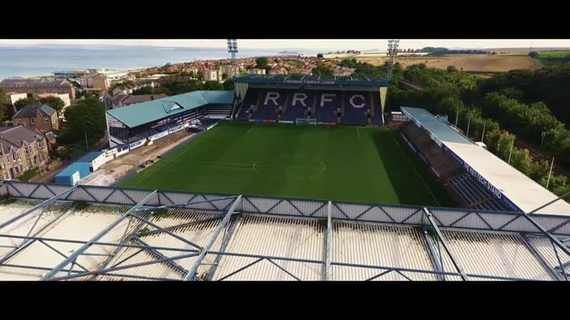 Группа А. Raith Rovers - East Fife. Betfred Cup.
