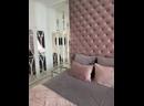 Спальня в ЖК «Колизей»