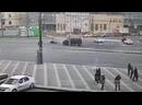 Дтп с мото 21.10.2020 на перекрестке Заневского пр. и пр. Энергетиков(2)