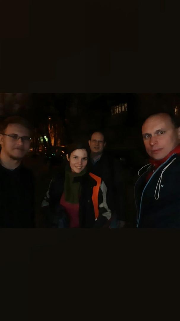 Отчет о вчерашнем ДТП произошедшем вечером на Ленинградке от нового выездного ММДТП Кости Грустного:
