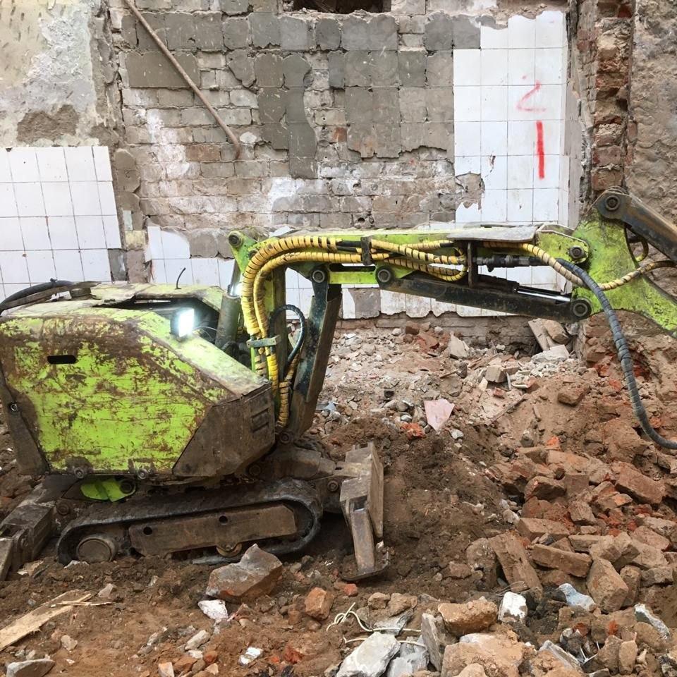 Организация работ по демонтажу зданий и сооружений Королёв