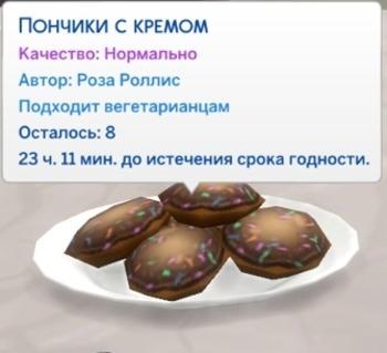 Симс 4 выпечка: Устройство для выпечки кексов рецепты и с фото