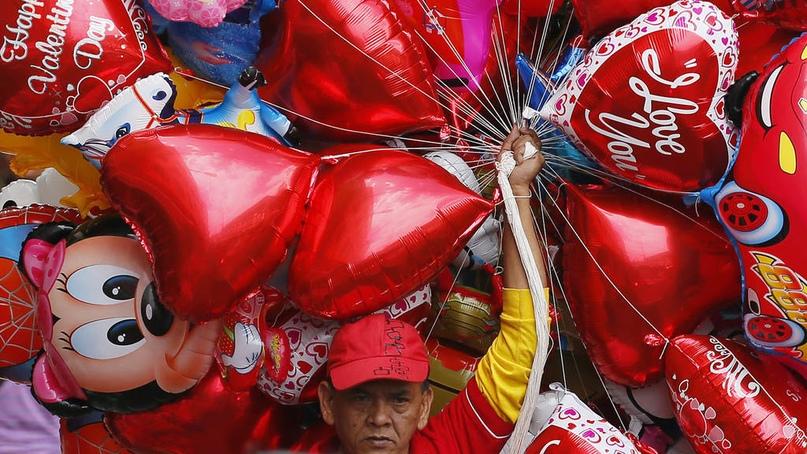УДИВИТЕЛЬНО, НО ФАКТ… (Часть 55) (спецвыпуск: «Традиции празднования Дня святого Валентина»), изображение №32